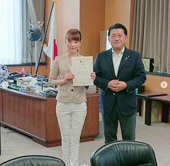 『涼宮ハルヒ』の声優・平野綾、クールジャパン大使就任に祝福続々!「内閣にもオタクいたのか」の声も