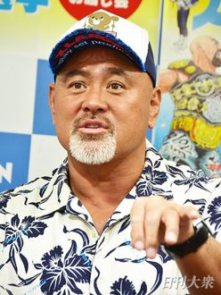 """『バラいろダンディ』、武藤敬司の""""暴挙""""を蝶野正洋が暴露"""