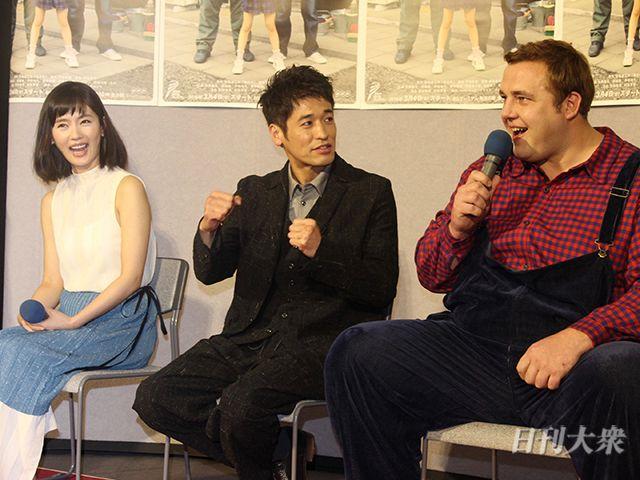 田亀源五郎氏も絶賛NHKドラマ『弟の夫』で把瑠都が同性婚男性熱演「同じ人間、好きなものが違うだけ」の画像005