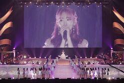 HKT48の1期生・宮脇咲良が卒業コンサートを開催!卒業生の兒玉遥と指原莉乃もサプライズ登場!【画像16枚】