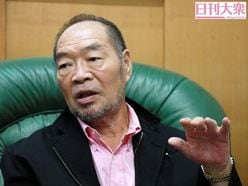 ガッツ石松が語る「山根明前会長、村田諒太、そして…オレが見たボクシング50年」