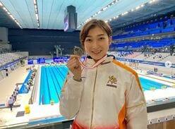 競泳・池江璃花子の無念「とても苦しい」「何も変えることができません」痛切Twitter投稿の理由