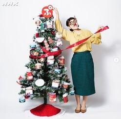 安藤サクラらも総出演!『まんぷく』インスタがクリスマス一色に