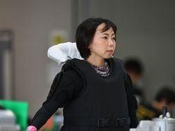 片岡恵里「ナイターはきれいです」ボートレース住之江G3オールレディースで魅力的な熱走!