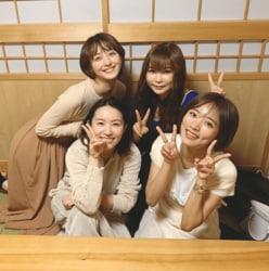 """佐々木希、夏菜ら""""ひなぎく会""""メンバーに息子をお披露目"""