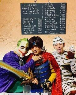 DAIGO「GLAY・TERU&flumpool・小倉誠司」とのコスプレショットに「めっちゃ豪華」とファン騒然