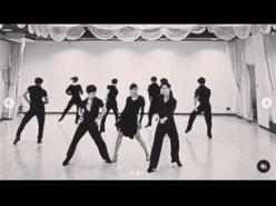 """浅田舞の""""キレキレ社交ダンス動画""""に大絶賛「脚、ながっ!!」「鳥肌立った」"""