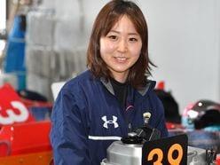 西岡育未「田中圭さんみたいな人と結婚したいです(笑)」ボートレース住之江ヴィーナスシリーズではしっかり攻める!