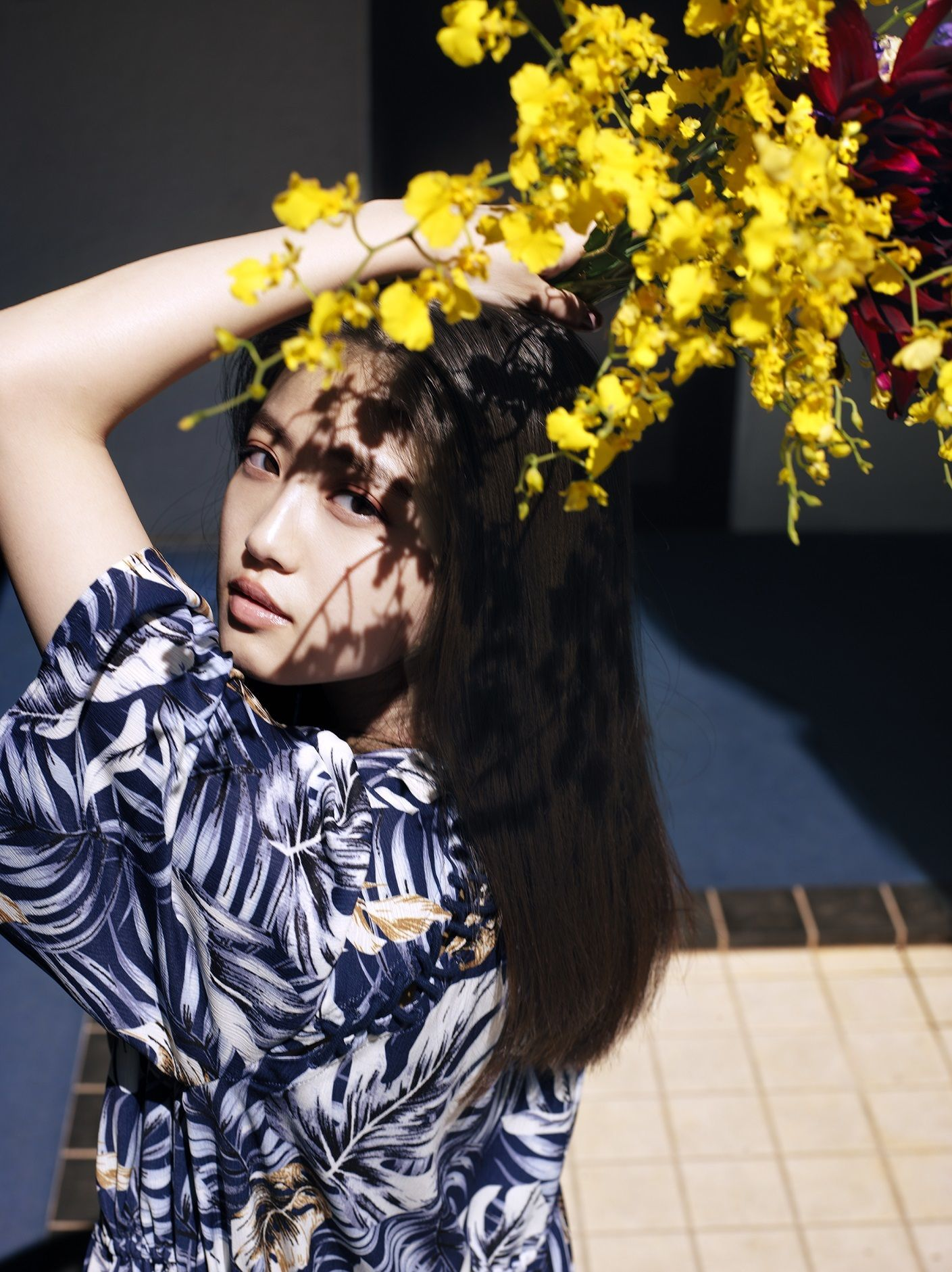 「EMODA」2019summerカタログの今田美桜