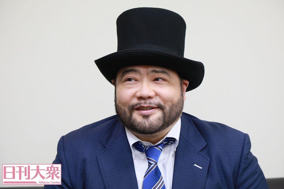 ボーカル 髭 男爵