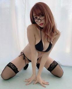 森咲智美「メガネ女子はお好き?」で新たなエロスを開拓