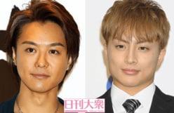 TAKAHIRO&白濱亜嵐、レアな先輩後輩ショットにファン騒然「なにごと!」「顔面偏差値高っ!」