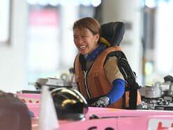 小野生奈、G2レディースオールスターでは「恩返しのつもりでレースしたいです」