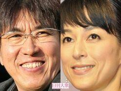 石橋貴明と鈴木保奈美が離婚「23年前のバツイチ結婚時」ポルシェ秘話