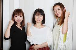 二階堂・和泉・西嶋、女流麻雀MONDOTV「チーム週刊大衆」優勝宣言!