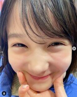 """本田真凜、""""重すぎる愛""""で「平常心を保てなくなります」"""