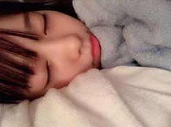 島崎遥香のあどけない寝顔に「天使ですか?」「マジで神の域」