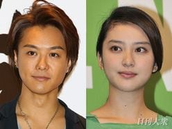 EXILE・TAKAHIROと武井咲が、結婚&妊娠を発表