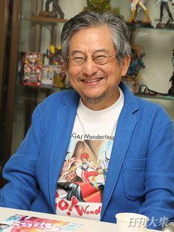 永井豪「僕が描きたかったキューティーハニーが、そのままそこにいる」~『CUTIE HONEY-TEARS-』を語る!!