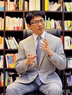 明治大学教授・斎藤孝「世阿弥やニーチェと話してみたいと思いませんか?」~読書で鍛えた人間力