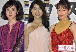 松岡茉優、土屋太鳳、吉岡里帆「20代気鋭女優」が女性に嫌われるワケ