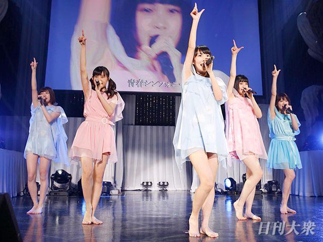 秋元康プロデュース「ラストアイドル」初ライブに密着!の画像001