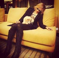 X JAPAN・YOSHIKI、愛犬とたわむれる姿に「最高の癒やし」とファン絶賛