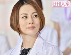 米倉涼子「死にたいぐらい」辛かった高校時代、結婚は「正解がわからない」悩み