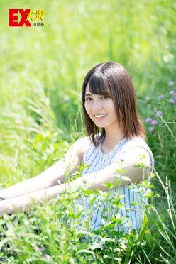 日向坂46小坂菜緒の本誌未掲載カット6枚を大公開!【EX大衆8月号】
