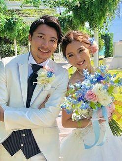 真野恵里菜&柴崎岳選手が挙式を報告! 矢口真里も「めちゃくちゃ綺麗」と絶賛