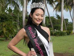 世界のトップモデルを決めるコンテスト、股下92センチ&シングルマザーの日本代表がグランプリに