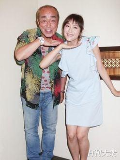 志村けん「まず共演者を笑わせないことには、お客さんも笑わせられない」~麻美ゆまのあなたに会いたい!
