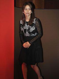 大島優子「タンクトップ姿でラブホ」主演映画が8月公開に