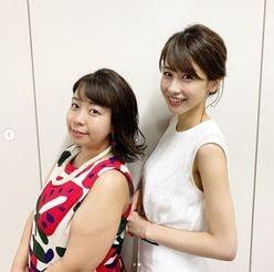 """加藤綾子、""""そっくりさん""""との2ショット公開も「悪意ある」「アザとい」の声"""