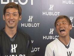 サッカー日本代表・大迫「妻とのハンパない秘話」