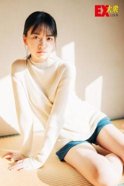 乃木坂46金川紗耶の本誌未掲載カット5枚を大公開!【EX大衆12月号】