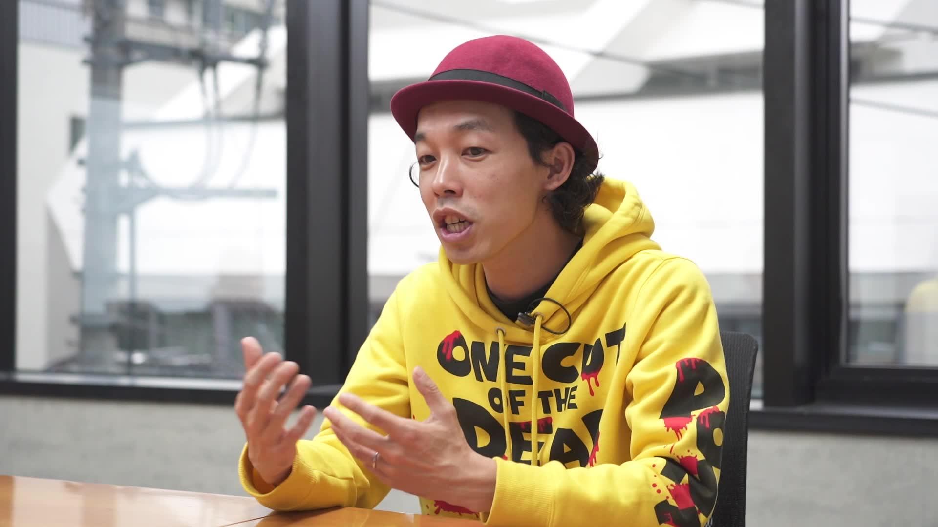 映画『カメラを止めるな!』上田慎一郎監督の波瀾万丈ワケあり人生!の画像002