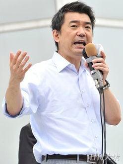 安倍晋三政権、支持率急落で「切り札・橋下徹」!?