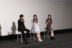 津田健次郎「そんな怒らなくても…」『魔王様、リトライ!』先行上映会に人気声優登壇