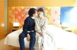 元『あいのり』桃、新恋人との「ホテル&キス画像」を公開