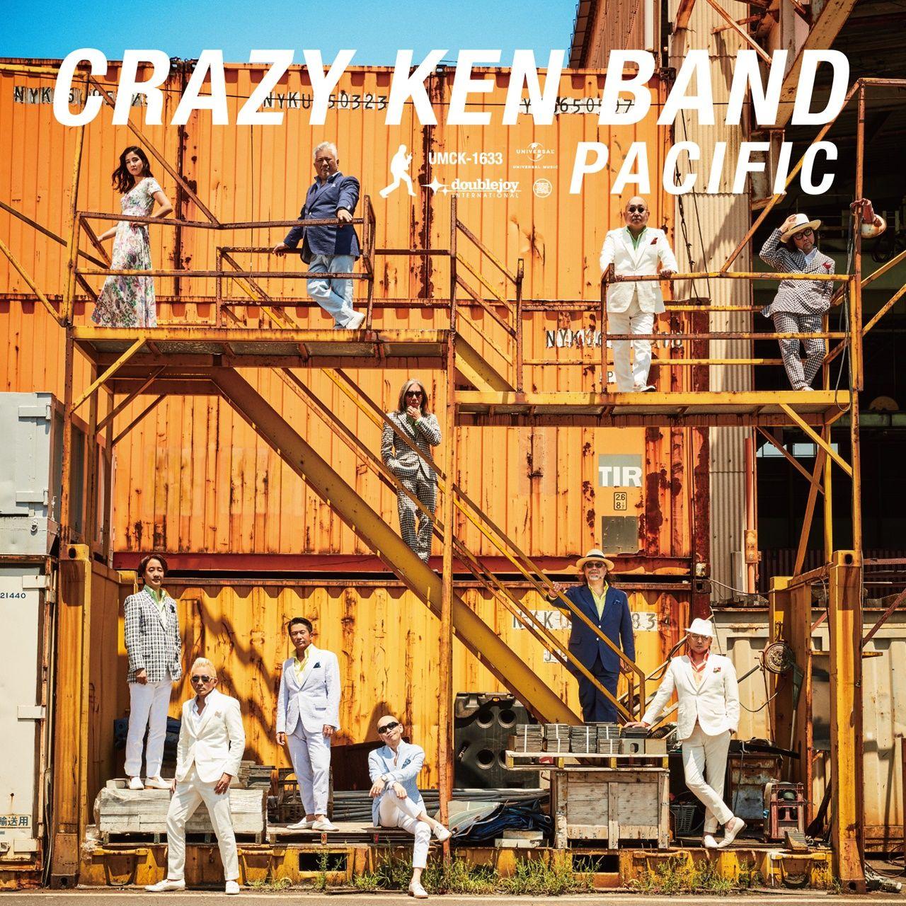 クレイジーケンバンド19thアルバム『PACIFIC』
