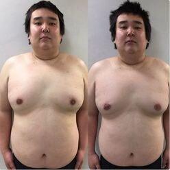 ガリガリガリクソン「衝撃のダイエット写真」に、ファン呆然!