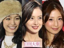 木下優樹菜、小倉優子、佐々木希…元ヤン美女「喧嘩上等」家庭生活!