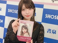 上原亜衣が自著発売イベント開催「女の子に向けてもいろいろと発信いきたい」【写真8枚】