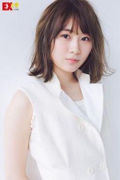 欅坂46長沢菜々香、未公開グラビア【EX大衆4月号】