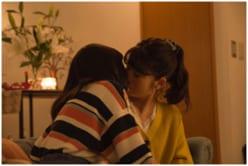馬場ふみか&小島藤子がキス... 美女同士がひかれあう姿を描く