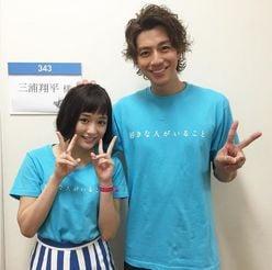 三浦翔平「大原櫻子に頭ポンポン」で、両者のファンが嫉妬の嵐!?