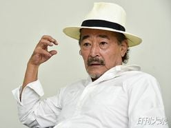 藤竜也インタビュー「生きるってハードボイルドだぞ」75歳の名優が語る