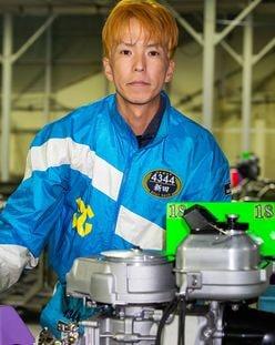 新田雄史、住之江SGボートレースオールスターで「いつも以上に頑張る!」