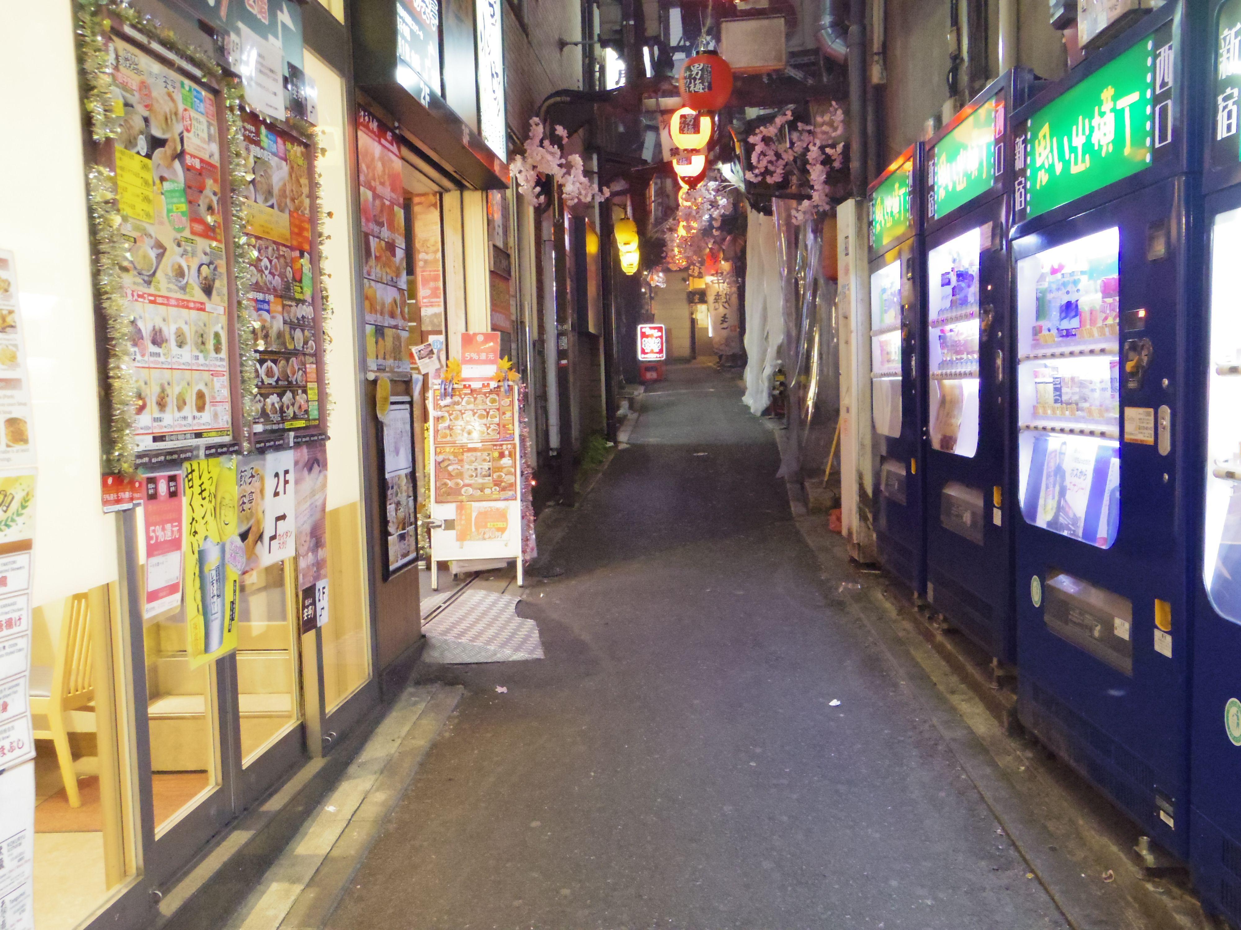 緊急事態宣言発令中「東京の夜の街を歩いてみた」【新宿・渋谷の動画】の画像006